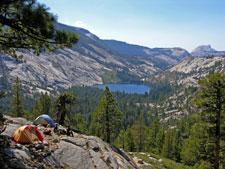 Merced Lake is one of many beautiful lakes in Yosemite.