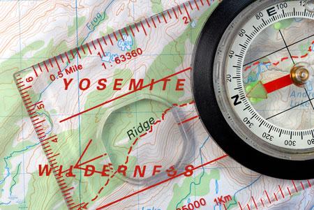 Where IS Yosemite?