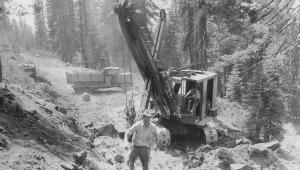 Building the Tioga Road