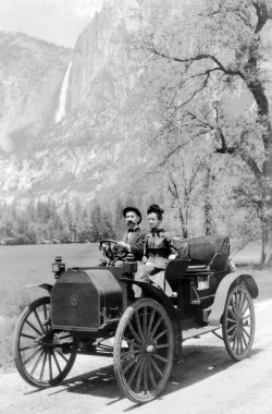 Cruising Yosemite Valley in style! DHH Collection