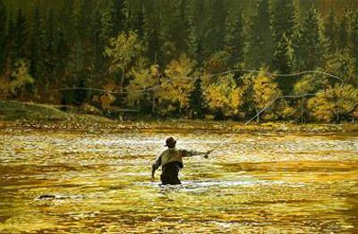 This painting image is used here courtesy of Bern Sundellourtesy