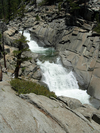 Yosemite High Sierra Falls