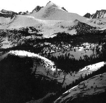 Mount Florence, named in honor of Florence Hutchings