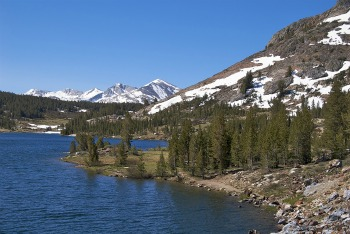 Beautiful sights from the Tioga Road