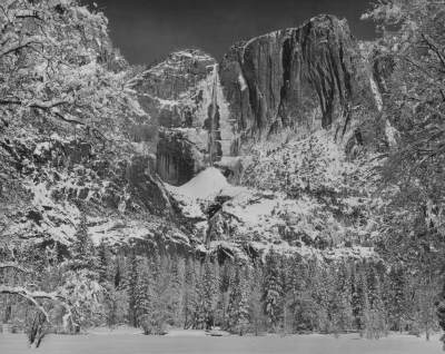Yosemite in the Winter
