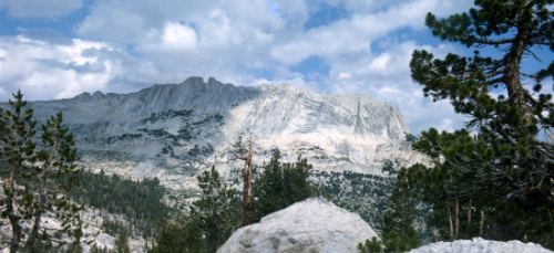 The Yosemite High Country