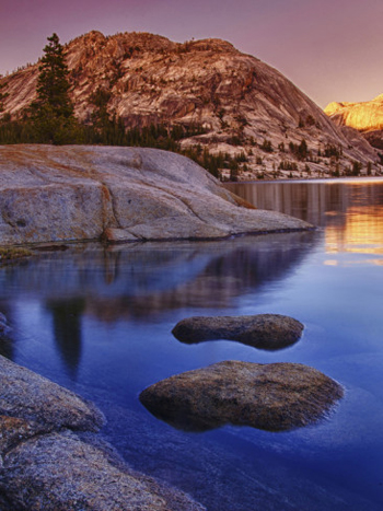 Tenaya Lake early evening. AllPosters.com