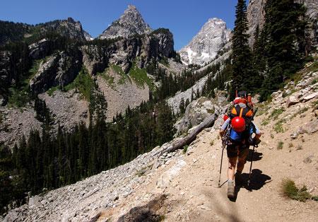 Yosemite High Sierra Backpacking