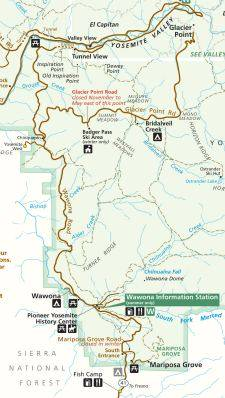Yosemite scenic wonders will surround you; with something for every on map of idaho landmarks, map of mojave desert landmarks, map of united states landmarks, map of atlanta landmarks, map of grand canyon landmarks, map of hollywood landmarks,