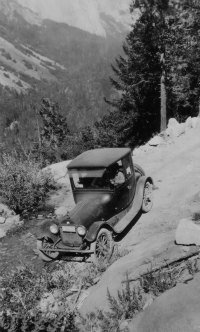 The Yosemite tunnel replaced the need for the brutal swithbacks
