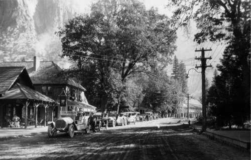 Yosemite's Old Village