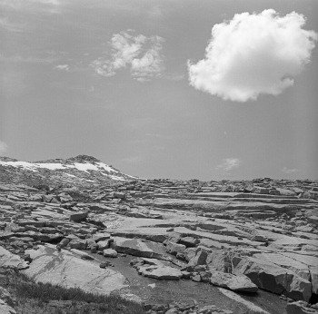 The Sierra Eastern Slope. DHH collection and photograph