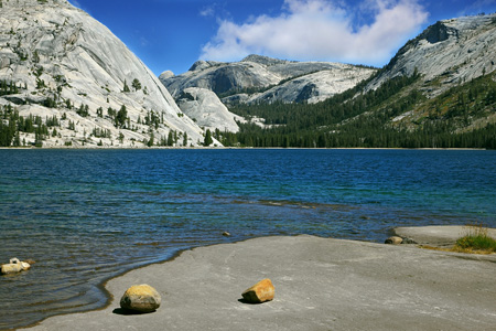 Majestic Tenaya Lake, Tioga Road Yosemite