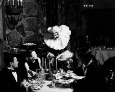 Bracebridge Dinner Cheeseman 1936.Courtesy Michael Adams