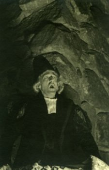 The Bracebridge Dinner, The Parson, 1937