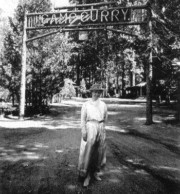 In Yosemite Curry Village Is A Part Of Yosemite's History    It's Story
