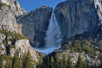 Yosemite Falls reawakens