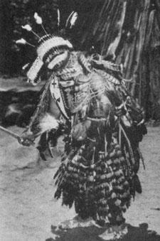 Yosemite Indian Lee Mee dances