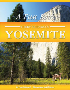 Yosemite's Furry Friends Childrens Book