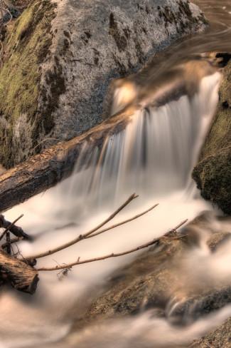 Yosemite Creek Flow. AllPosters.com