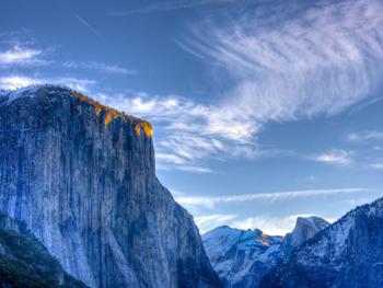 Sunrise on El Capitan. AllPosters.com